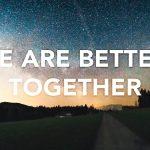 The Future Belongs To Communities